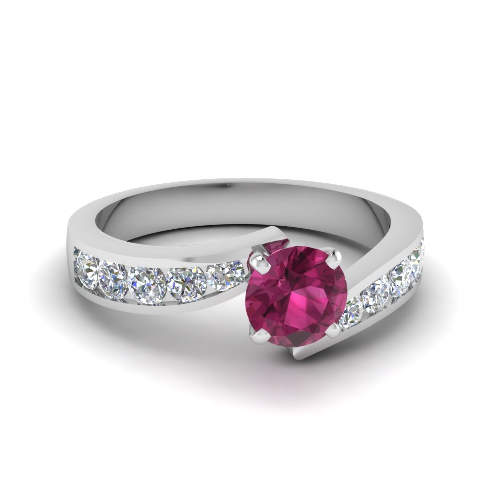 and rings ring products jewellers joy sapphire trilogy pink london diamond fine everley