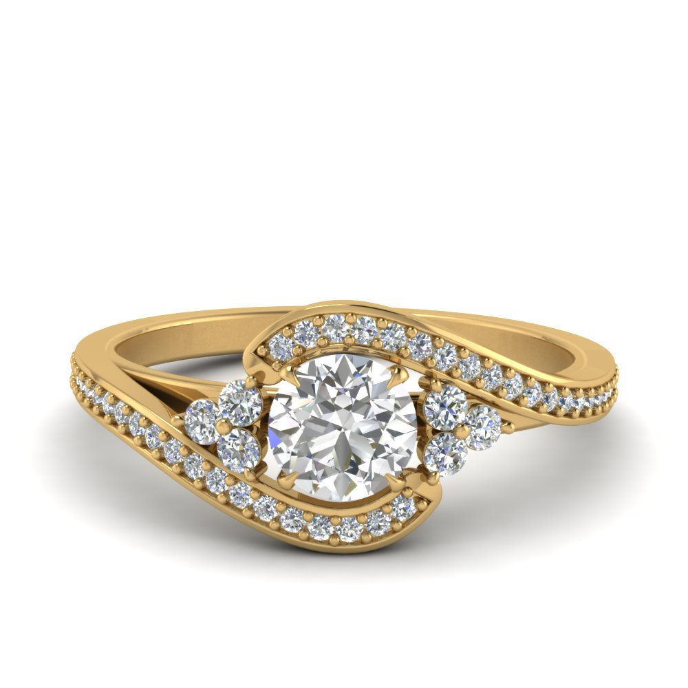 pave-swirl-round-cut-diamond-ring-in-FD122663ROR-NL-YG