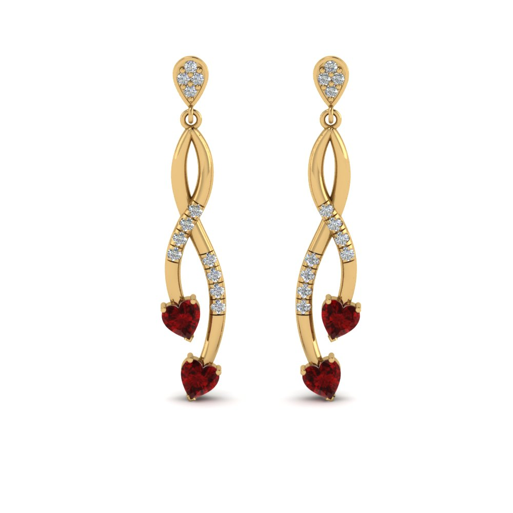 pave-twist-ruby-heart-drop-diamond-earring-in-FDEAR8821GRUDR-NL-YG