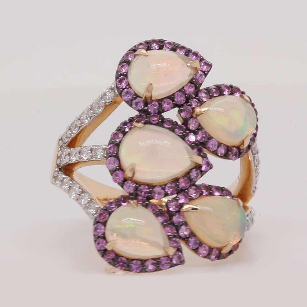pear-shape-opal-and-sapphire-cocktail-ring-in-FDKHR15224-NL-YG