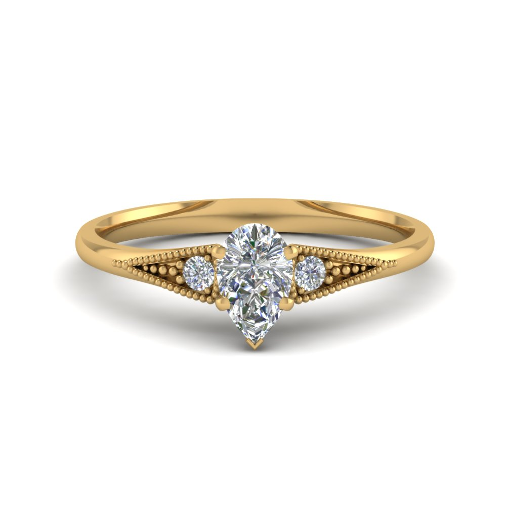 The Three Stone Ring Style