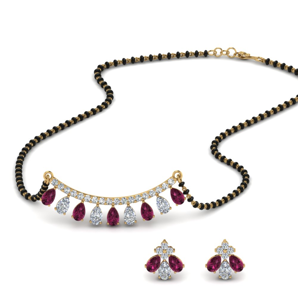 peardrop-diamond-mangalsutra-set-with-pink-sapphire-in-MGS9040GSADRPI-NL-YG
