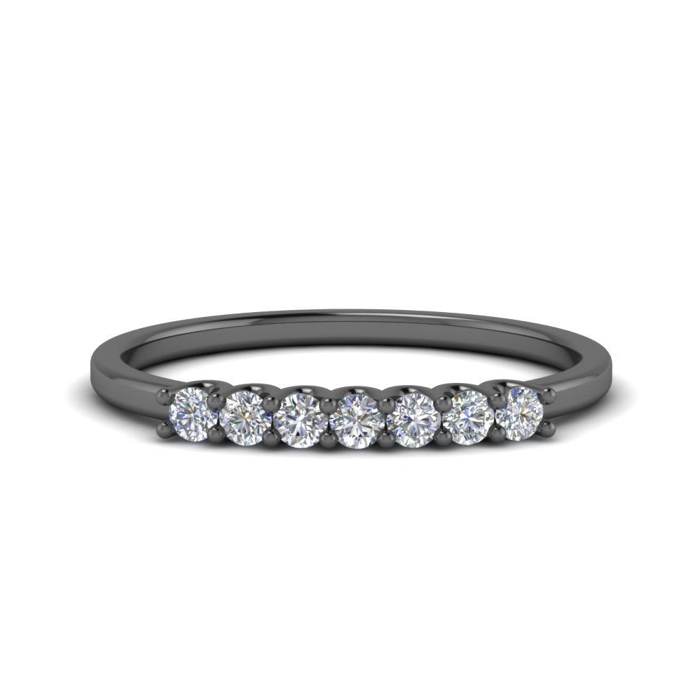petite 7 stone 0.15 ct. diamond anniversary band in FD123658RO(1.75MM) NL BG.jpg
