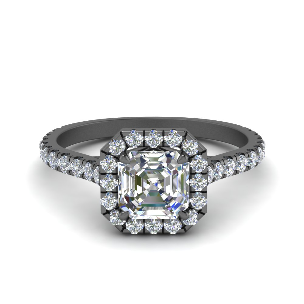 petite asscher diamond halo engagement ring in FD9024ASR NL BG.jpg