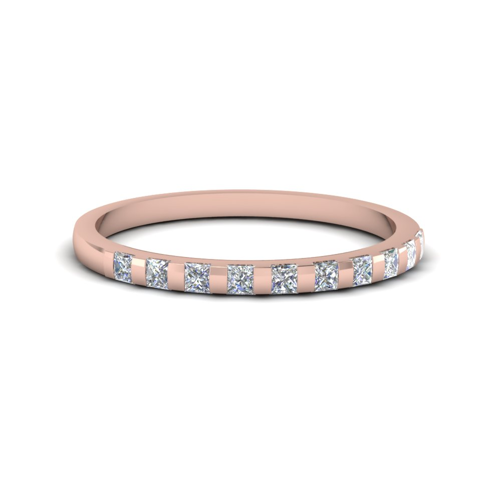 Beautiful Petite Wedding Band