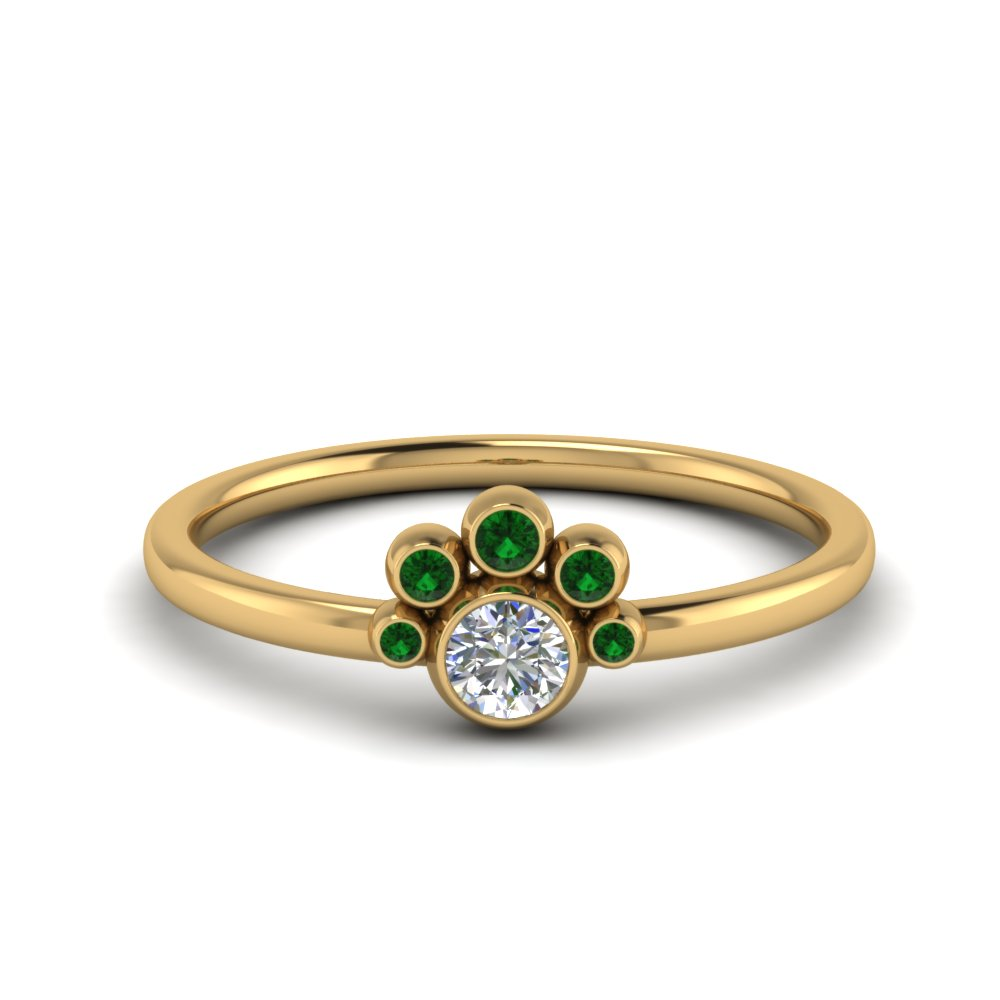 petite-bezel-set-diamond-engagement-ring-with-emerald-in-FD72035RORGEMGR-NL-YG
