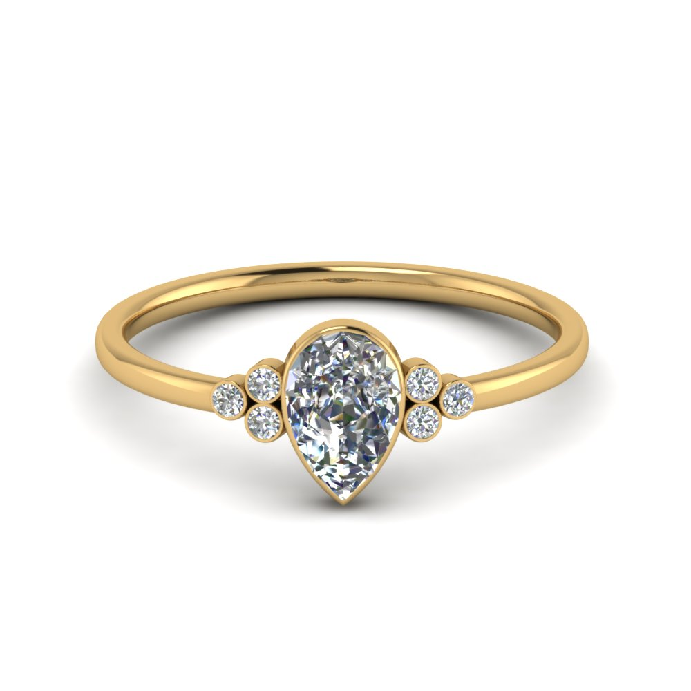 petite-bezel-set-pear-shaped-diamond-engagement-ring-in-FD9175PER-NL-YG