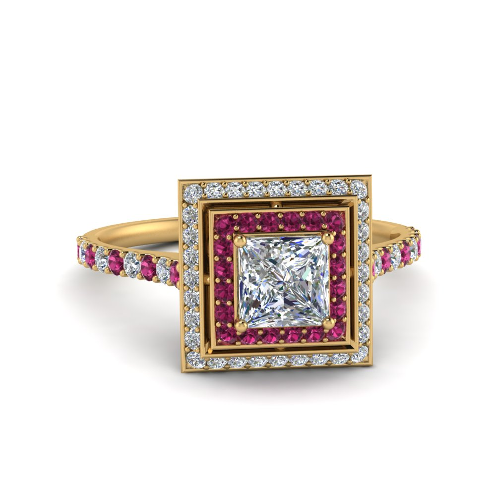 petite-princess-diamond-engagement-ring-with-pink-sapphire-double-halo-in-FD121992PRRGSADRPI-NL-YG