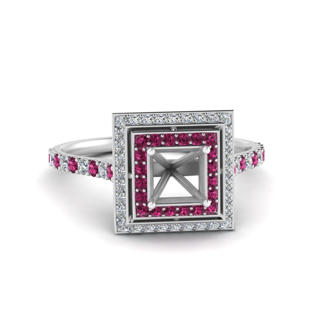 petite-semi-mount-diamond-engagement-ring-with-pink-sapphire-double-halo-in-FD121992PRRSMRGSADRPI-NL-WG