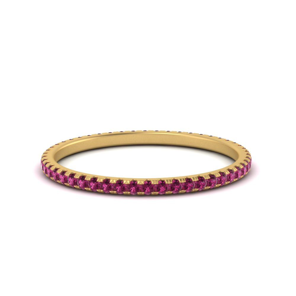 pink-sapphire-stackable-vintage-wedding-band-in-FDEWB8371-0.25CTBGSADRPI-NL-YG-GS