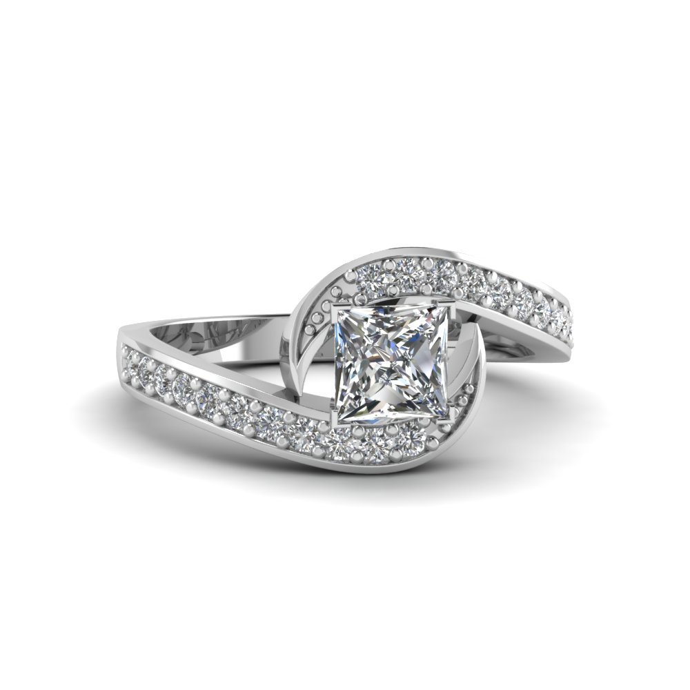 Traditional Delicate Diamond Ring
