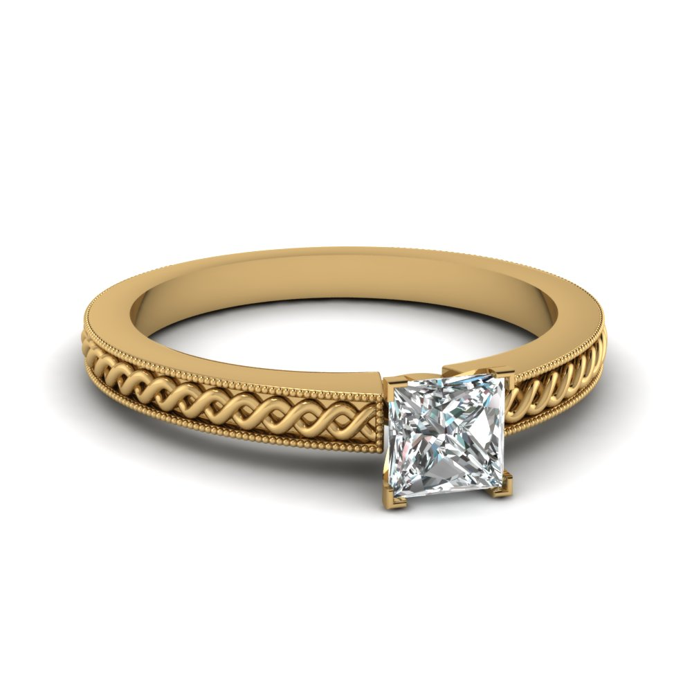 princess-cut-diamond-engagement-ring-in-14K-yellow-gold-FD1088PRR-NL-YG