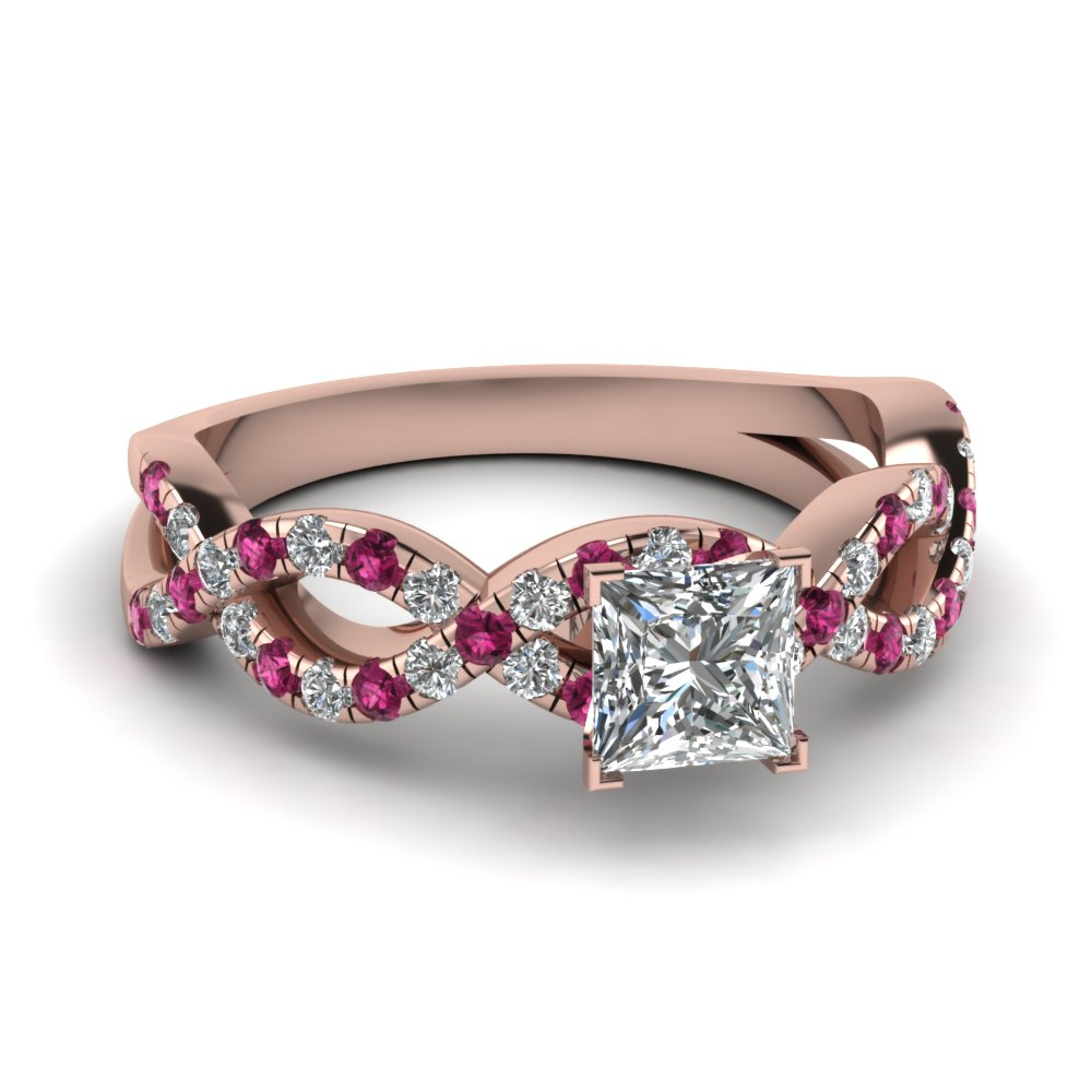 gold diamonds in pink sapphire with carat wedding of tw ring rings white