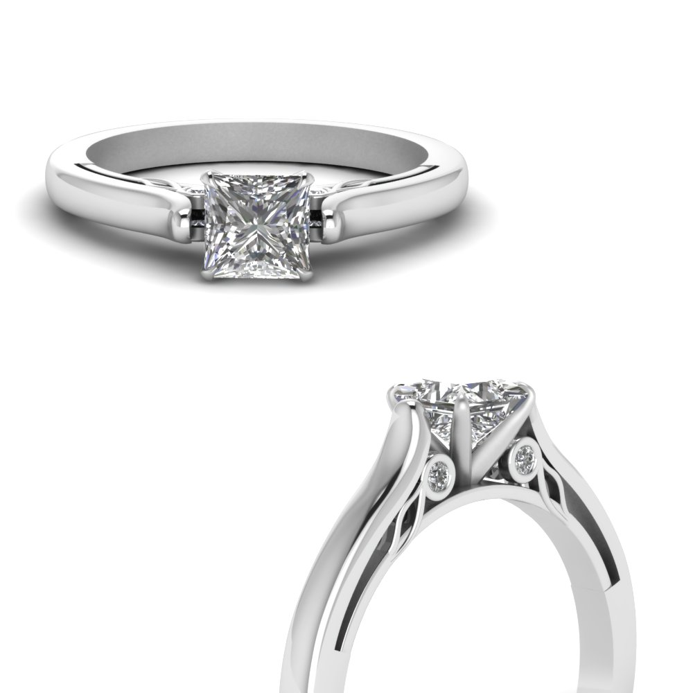 princess cut cathedral moissanite engagement ring in FDENS2000PRRANGLE3 NL WG.jpg