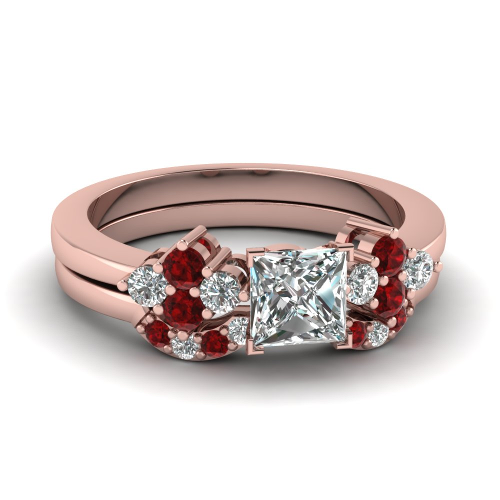 rose gold unique wedding rings for women - Unique Wedding Rings For Women