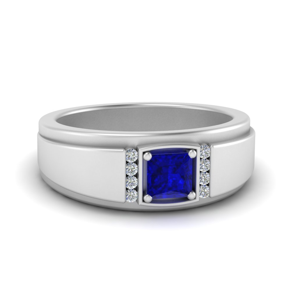 princess-cut-male-sapphire-engagement-ring-in-FDM9856PRRGSABL-NL-WG-GS