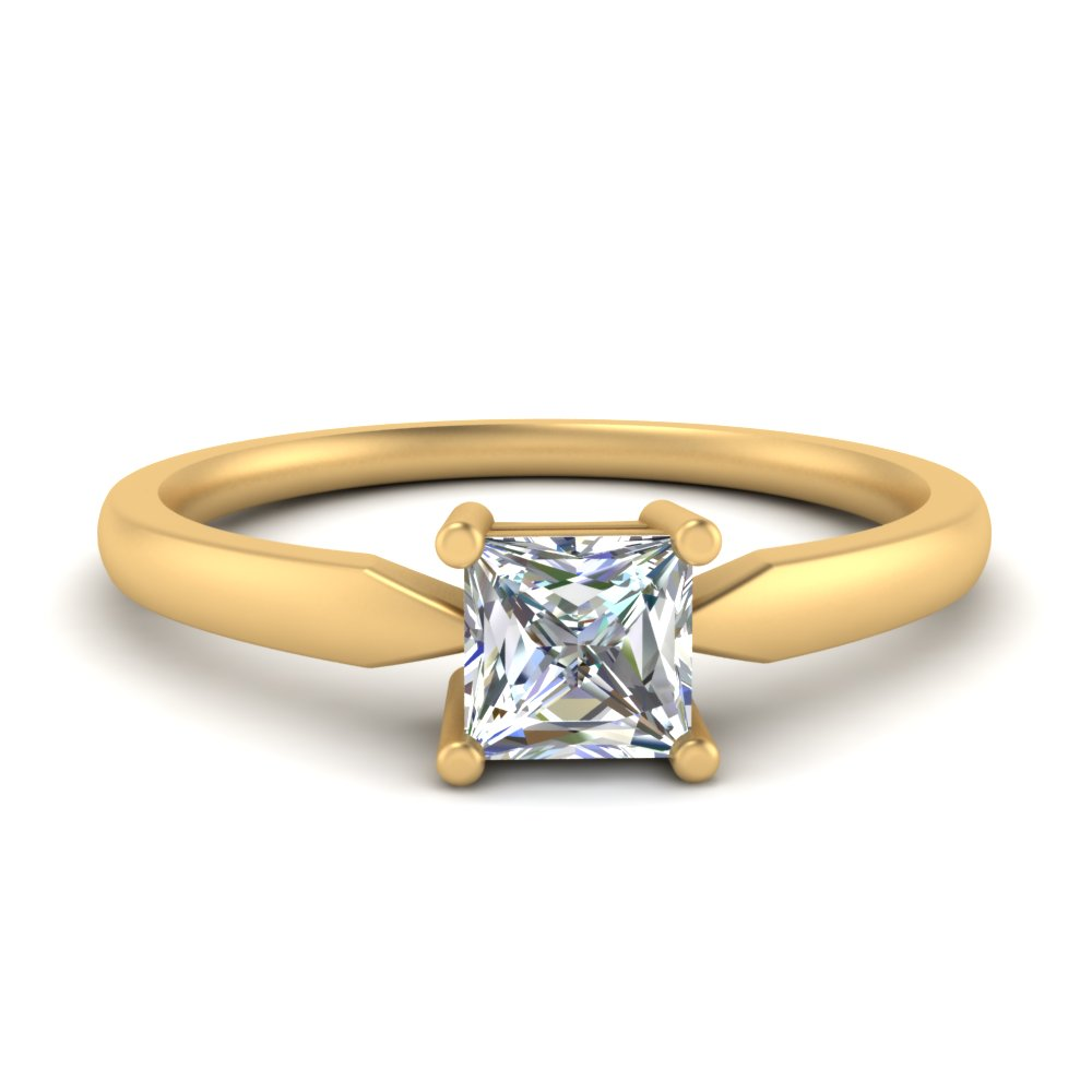 princess-cut-tapered-solitaire-moissanite-engagement-ring-in-FD9220PRR-NL-YG