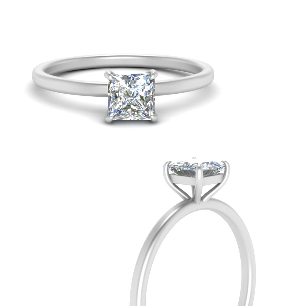 princess-cut-thin-classic-solitaire-moissanite-engagement-ring-in-FD9358PRRANGLE3-NL-WG