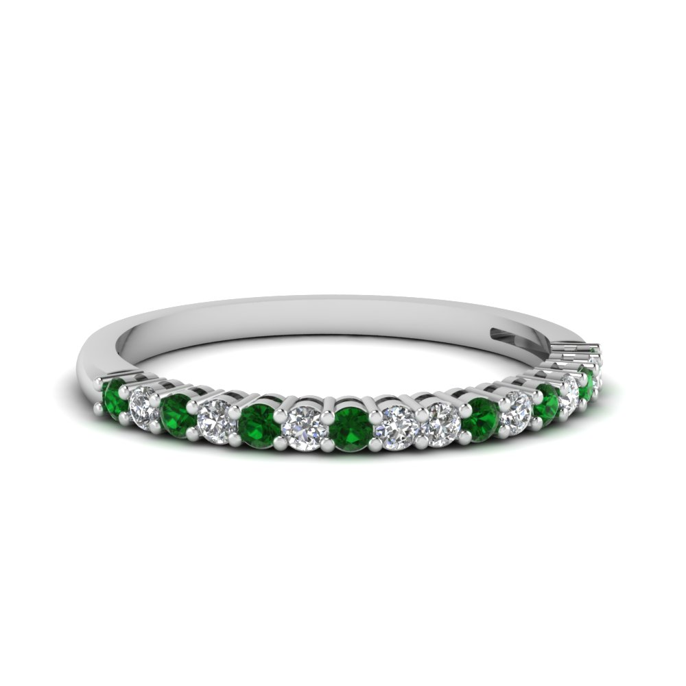 eternity phab cut detailmain bands tw ct nile emerald blue anniversary band in main lrg ring diamond platinum
