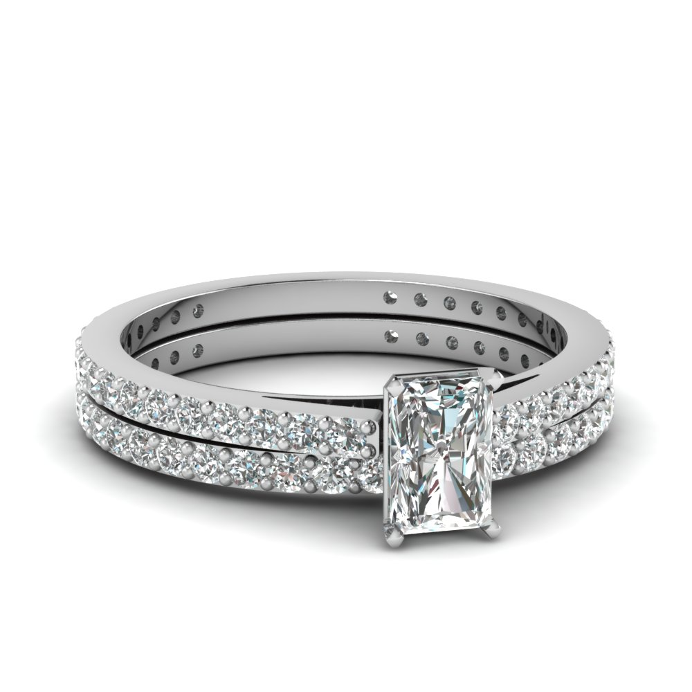 Buy The Shimmering Radiant Diamond Rings Collection