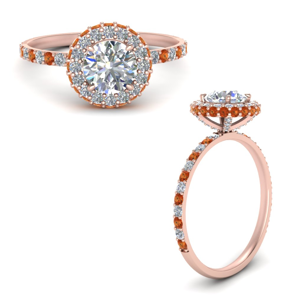 rollover-classic-halo-round-diamond-ring-with-orange-sapphire-in-FD9376RORGSAORANGLE3-NL-RG