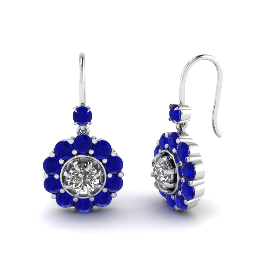 0af72d97a floral drop diamond dangle earring with sapphire in FDEAR1128GSABL NL WG.jpg