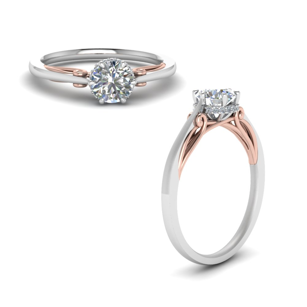 5f911949df8c40 round cut delicate 2 tone diamond engagement ring in FD123488RORANGLE1 NL WG