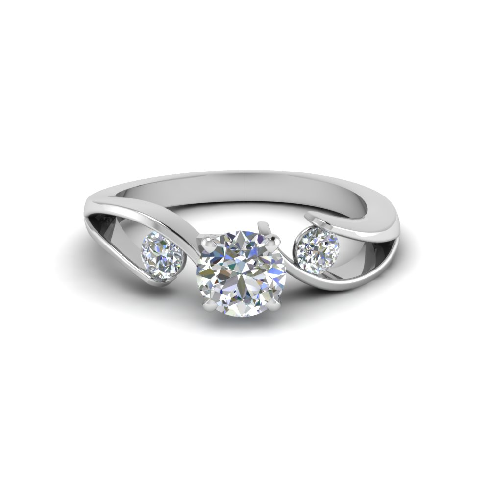 halo ring carat kt awesome of center diamond engagement floating