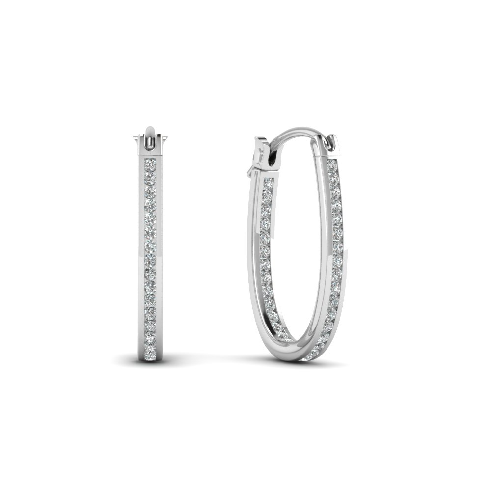 round-cut-diamond-hoops-earrings-in-14K-white-gold-FDEAR62190-NL-WG