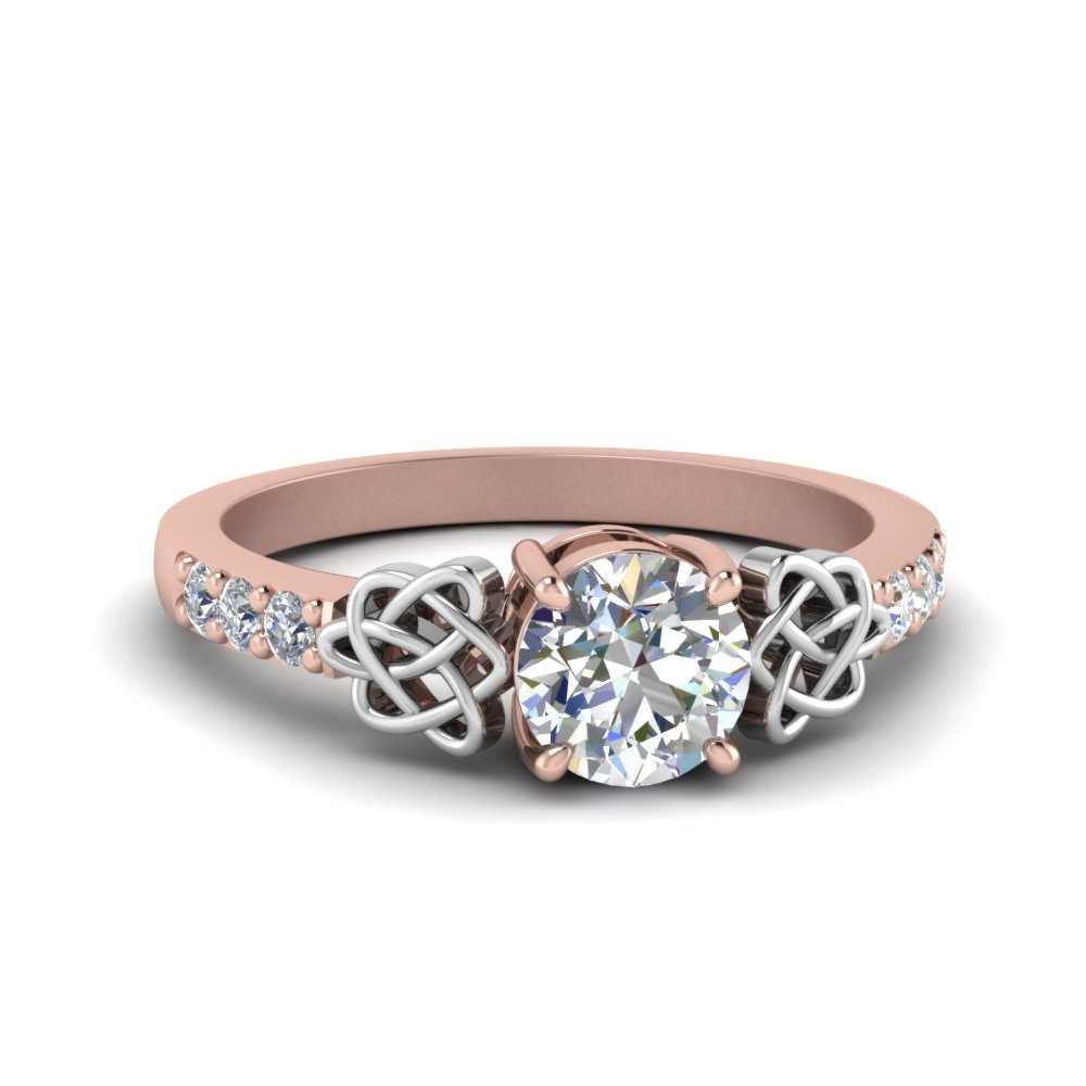 Celtic Engagement Ring