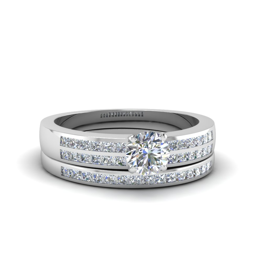 round cut double row channel diamond wide bridal set in FDENS3122RO NL WG.jpg