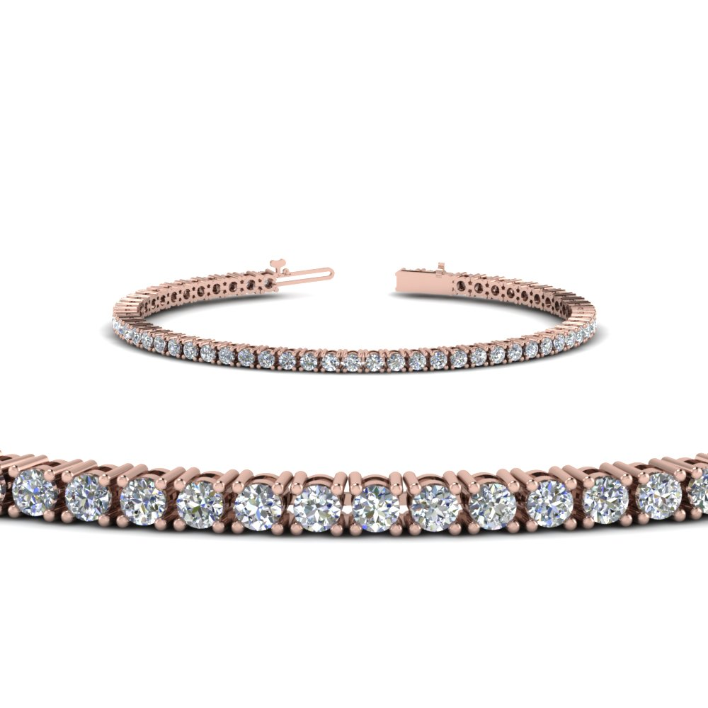 33a0ec7bb16 3 ct. diamond round eternity tennis bracelet in FDBR00004RO NL RG.jpg