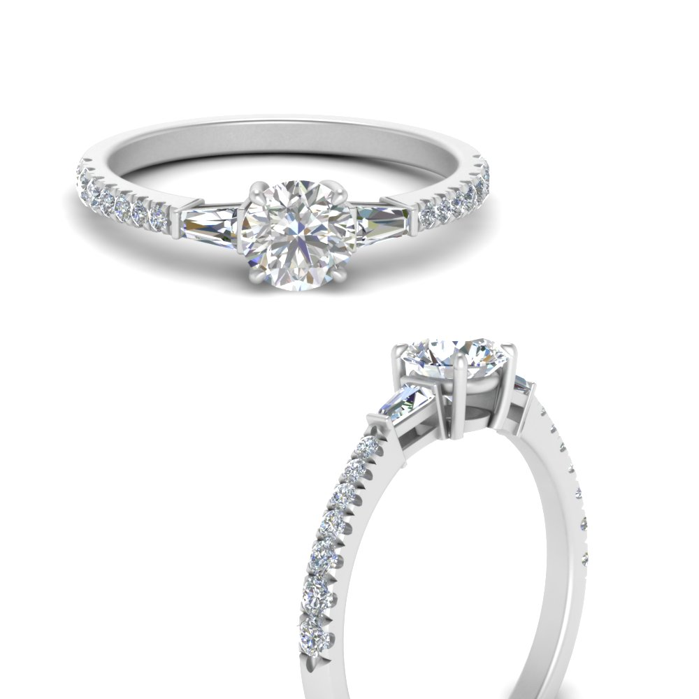 round-cut-french-pave-baguette-accented-engagement-ring-in-FD1801RORANGLE3-NL-WG