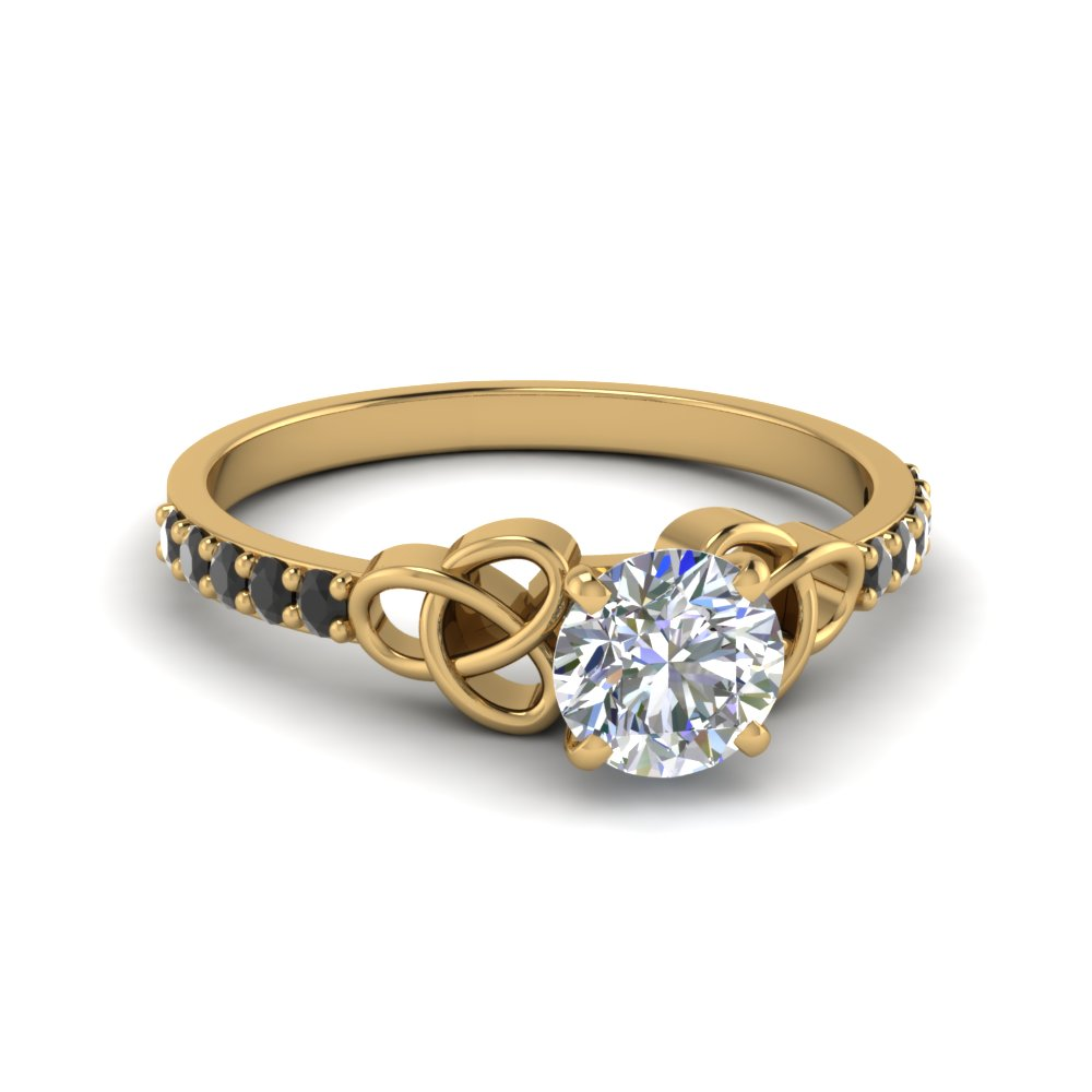 Petite Pave Diamond Fancy Ring