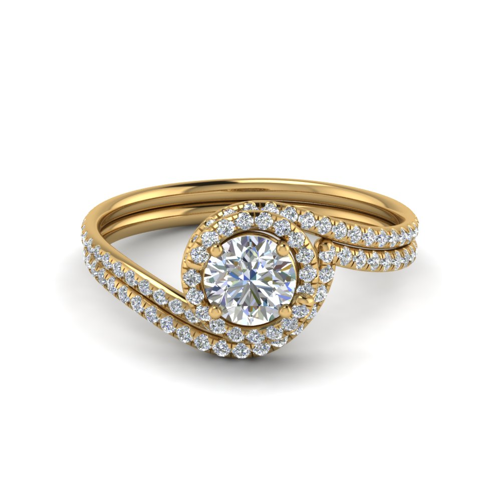 Buy Gold And Diamond Rings For Women Online