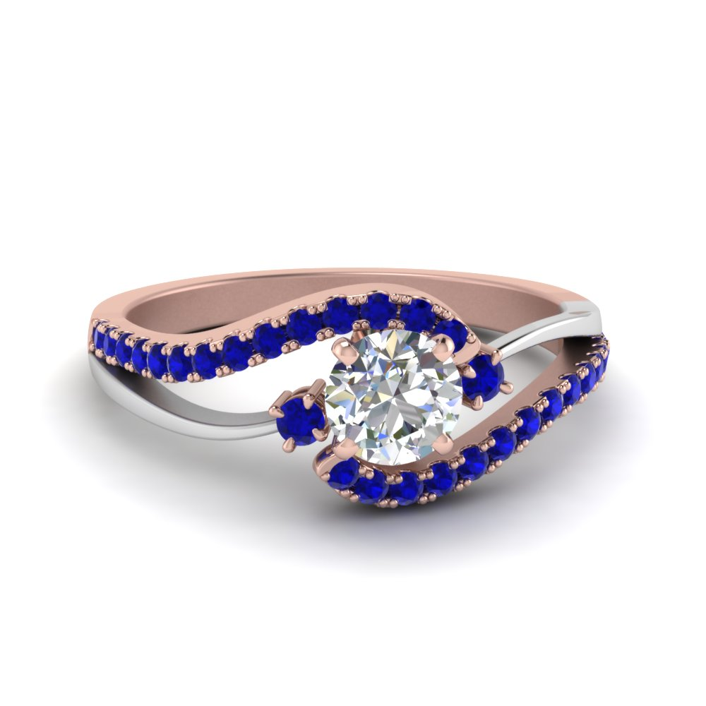 Gemstone Wedding Rings Collections