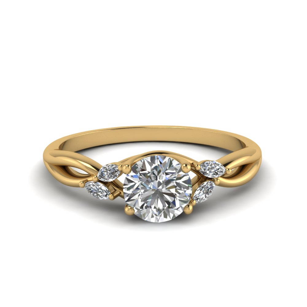Flower Engagement Rings