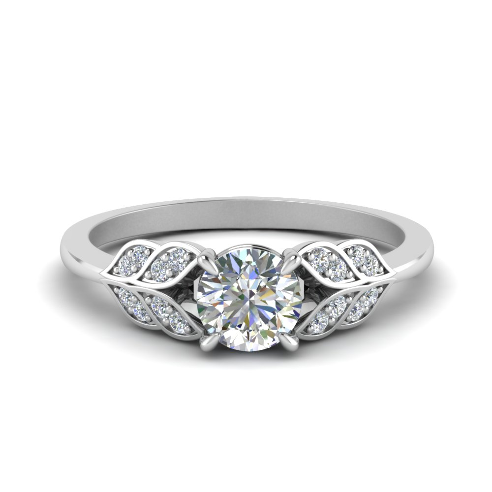 Diamond Vintage Rings