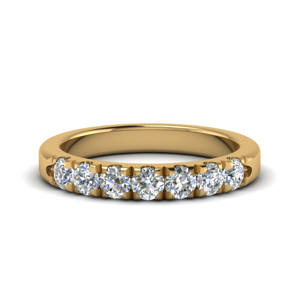 0.50 Ct. Diamond Anniversary Band