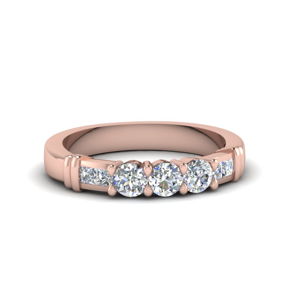 round diamond channel enhancer matching band in FDENS286B NL RG