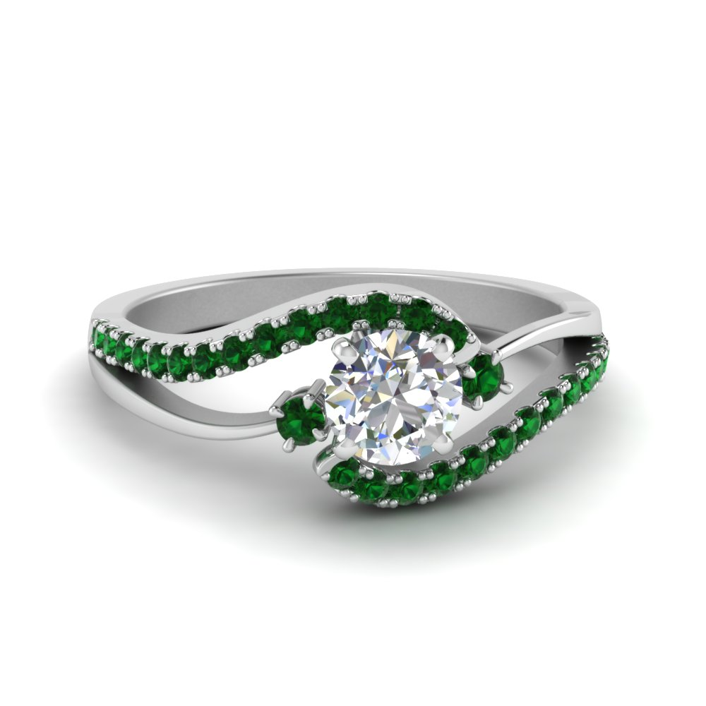 New Arrival Gemstone Wedding Rings