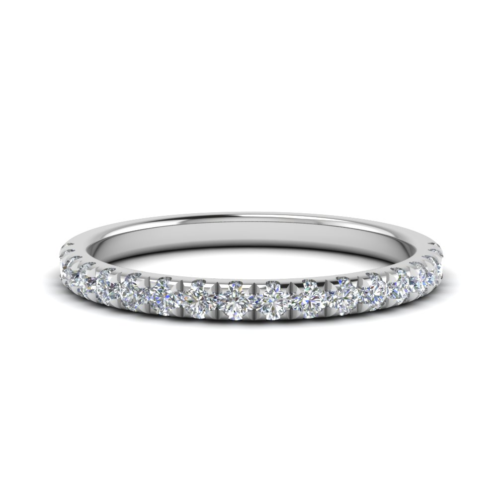 0.40 carat round-diamond-u-prong-wedding-band-in-FD123883RO(1.70MM)-NL-WG