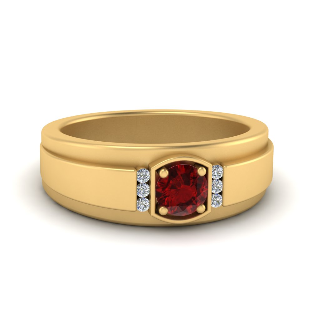 round-ruby-mens-ring-in-FDM9856RORGRUDR-NL-YG-GS