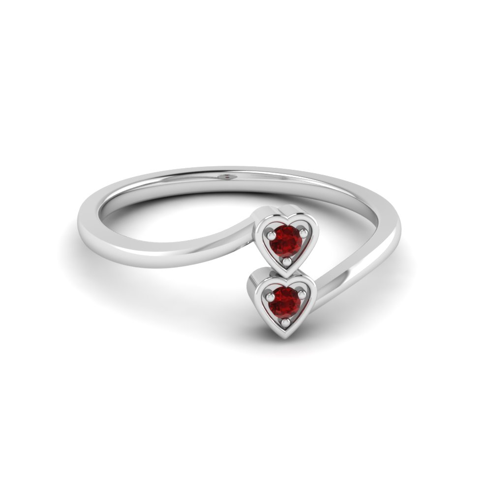 ruby 2 stone crossover promise ring in FD8025RORGRUDR NL WG.jpg