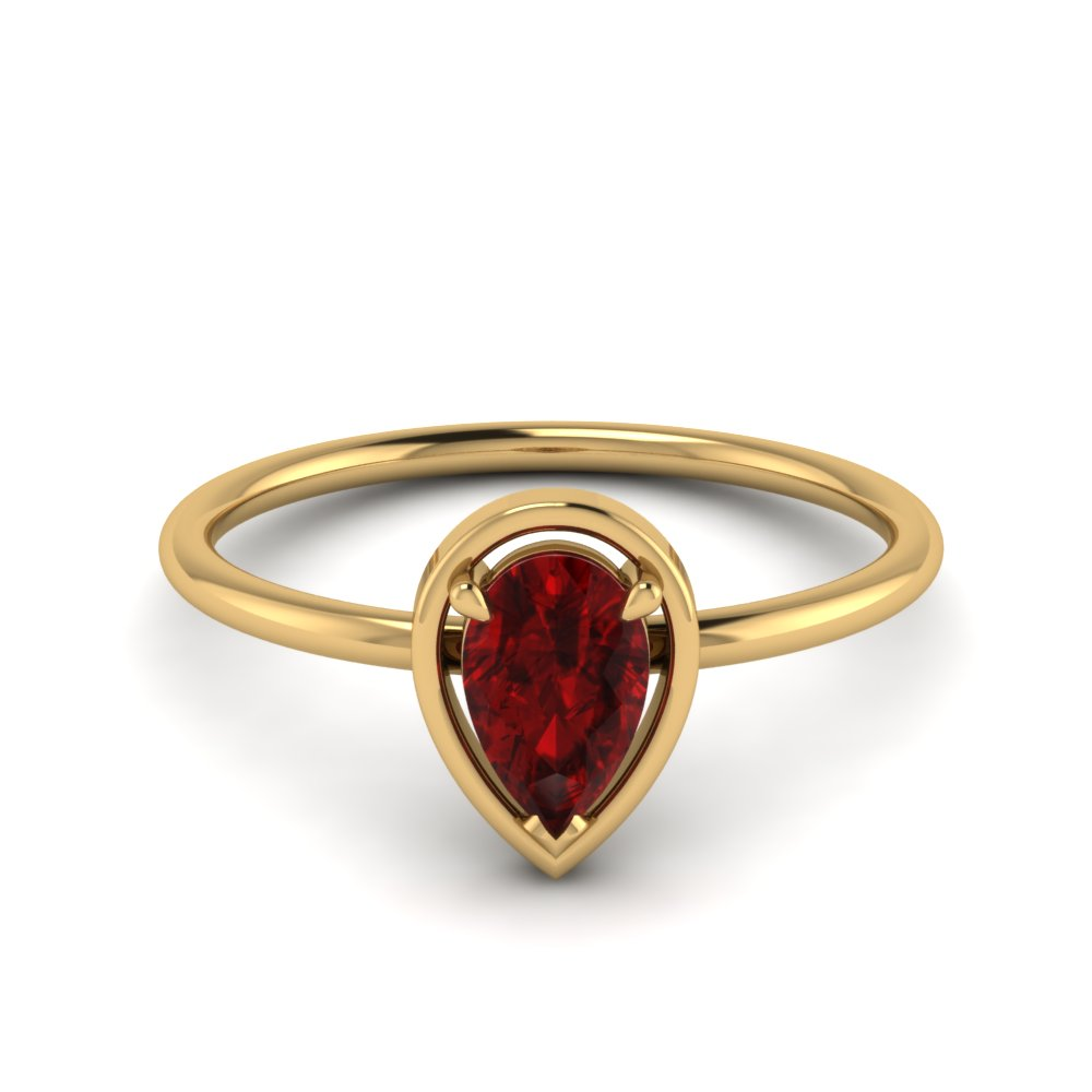 ruby-delicate-pear-solitaire-engagement-ring-in-FD9071PEGRUDR-NL-YG