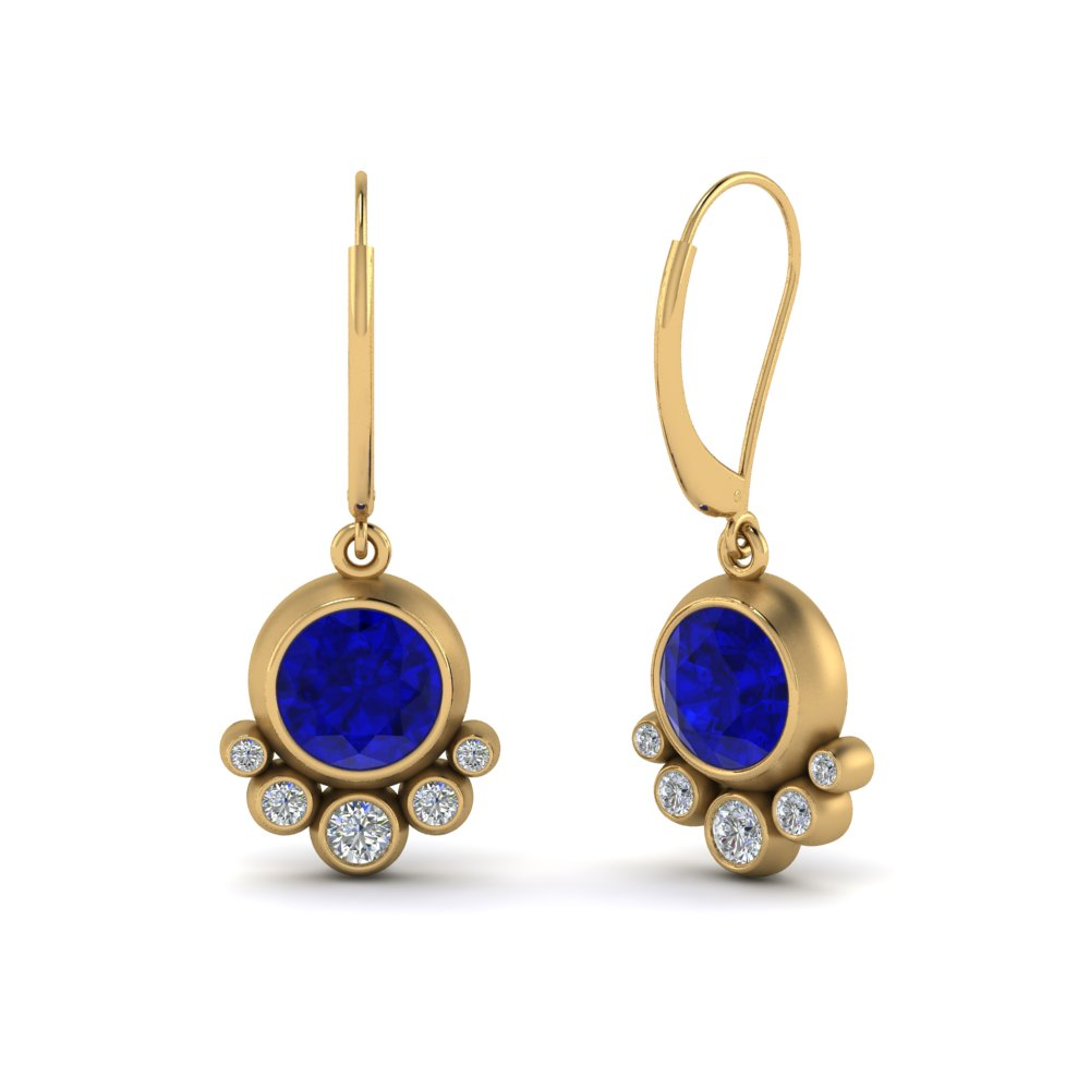 sapphire-bezel-drop-leverback-diamond-earring-in-FDEAR9180GSABLANGLE2-NL-YG-GS