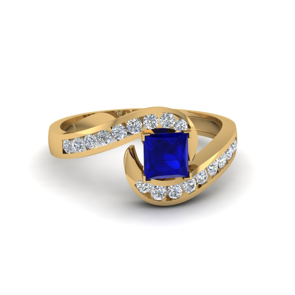 swirl sapphire engagement ring in FDENS594PRRGBS NL YG.jpg