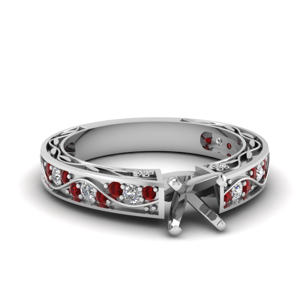 and product ring red thumb gold le vian diamond ruby shop rose fiery fashion