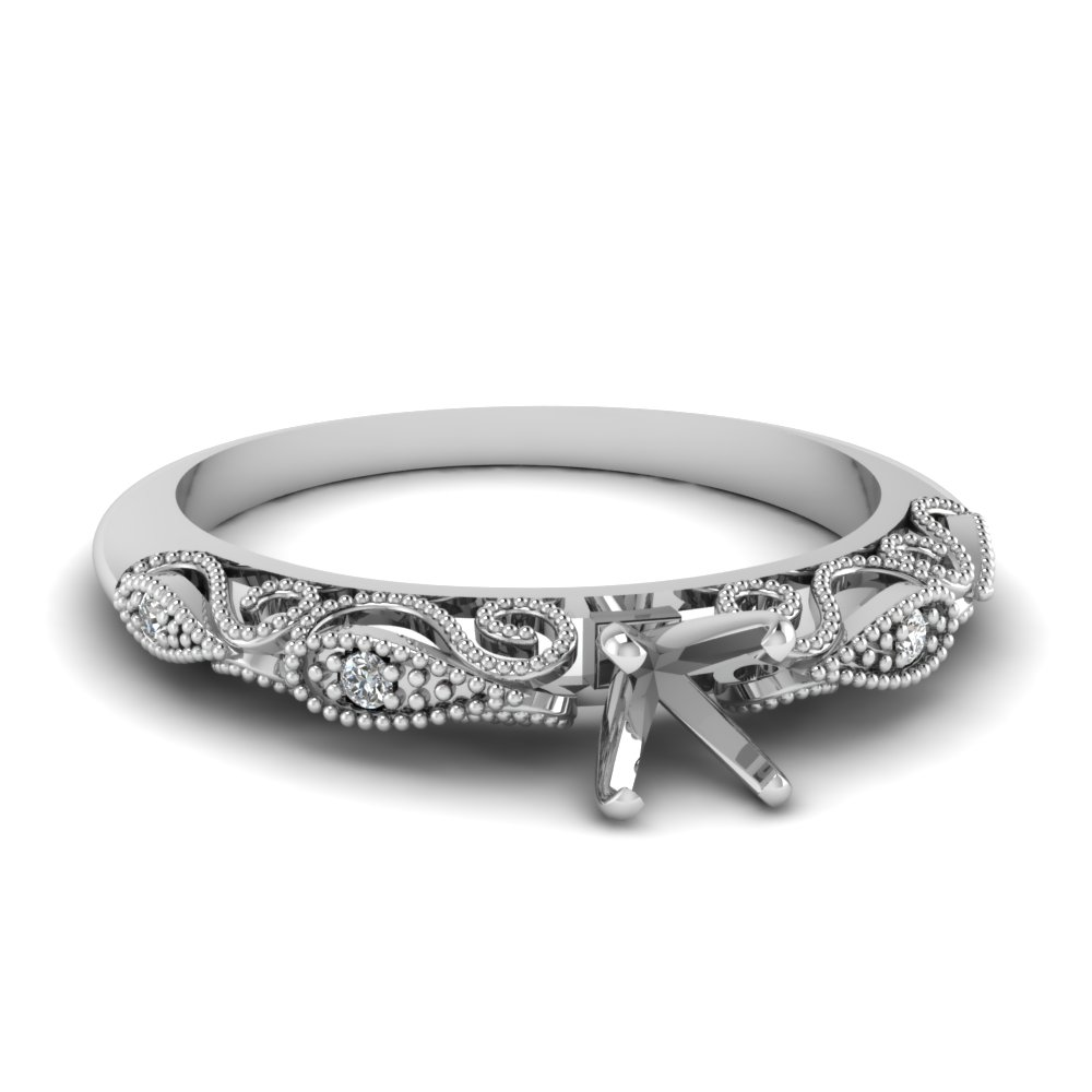 semi mount paisley diamond ring in FD69805SMR NL WG.jpg