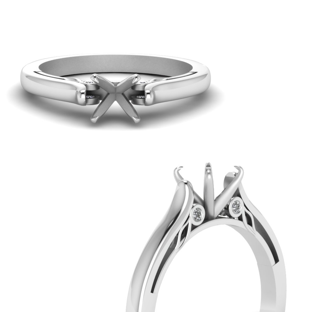 semi mount cathedral diamond engagement ring in FDENS2000SMRANGLE3 NL WG.jpg